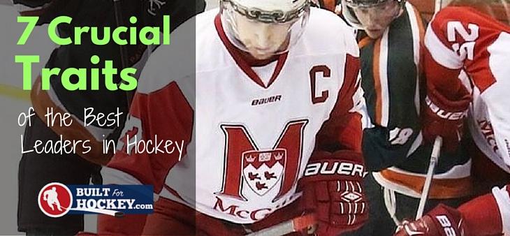 leadership in hockey