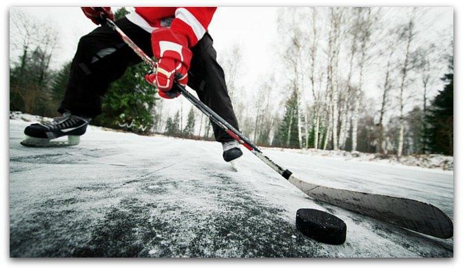 hard passes in hockey