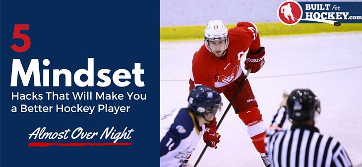 5 mental hacks for hockey players