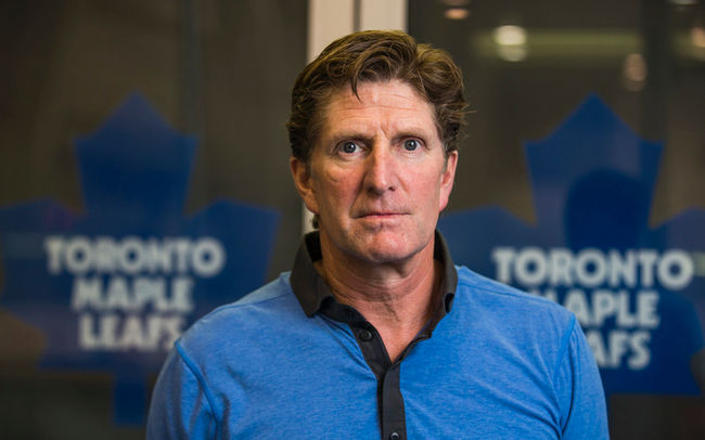 Mike Babcock Shares His Secret to Success as an Individual ...