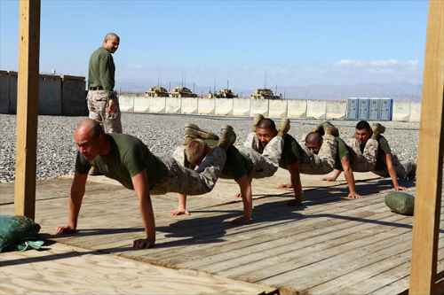 mental toughness exercises inspired by war