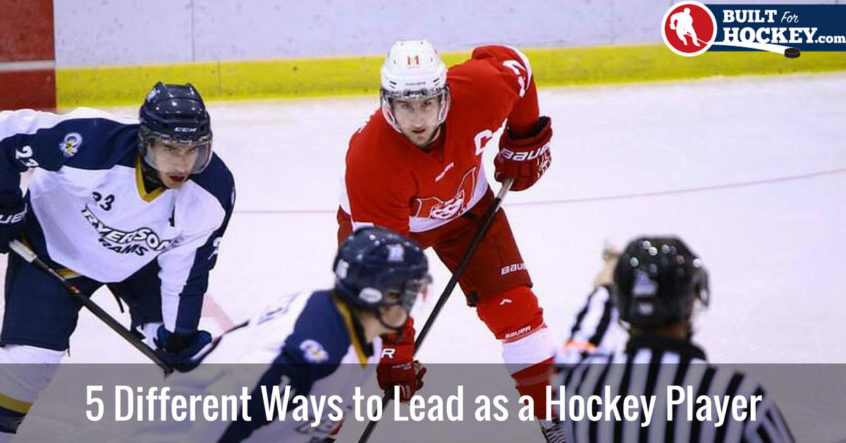 hockey leadership styles
