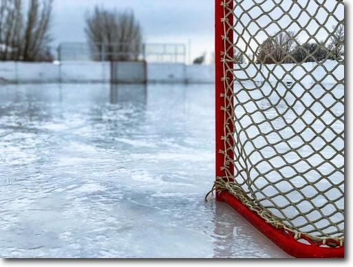 practicing hockey visualization